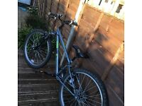 "Boys Apollo Mountain bike 24"" 1 year old and great condition"