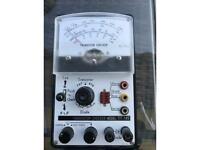 Transistor Checker Model TT.145 by Eagle