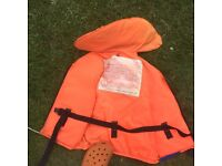 Life jacket children's assorted makes and types
