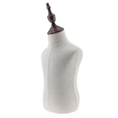 Child Mannequin Torso Body Form For Displaying 1-2yrs Child Clothing Size