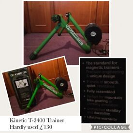 Kinetic T-2400 Trainer