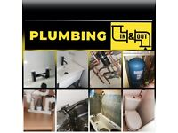 plumbing/ emergency plumbing: blockages, leaks, heating, installation, drainage system