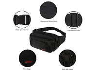 Brand new Waist Bag Waterproof Lightweight for Travelling Hiking Holiday gym workout