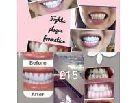 AP24 teeth whitening toothpaste