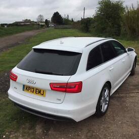 Audi A6 Avant S Line 2013 Automatic QUICK SALE