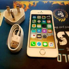 Iphone 5s 16gb unlocked immaculate condition