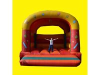 Bouncy Castle and Inflatable Business For Sale Including Ford Transit Van, start Trading Immediately