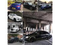 Self Drive Hire, Car rental London