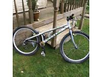 Trials bike