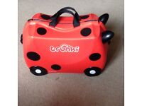 Ladybird Trunki suitcase