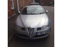 Alfa Romeo GT coupe.