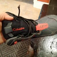 Columbia winter boots size 10
