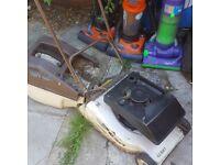42 BWT Petrol Lawnmower