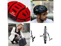 New Morpher FLAT FOLDING Bike Helmet - CE - Cycling - Bicycle