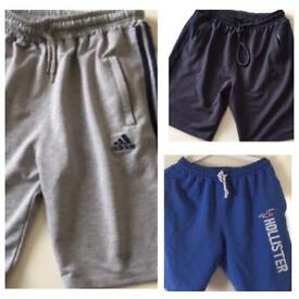 Adidas and Hollister Shorts Xl smoke free home £5each