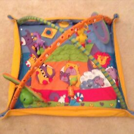 Tiny Love baby gym and playmat