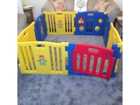 Baby and Toddler Playpen Indoor & Outdoor