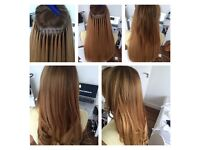 Brazilian knots from £95 Mobile hairdresser, weave-on, Brazilian hair extensions, tracks