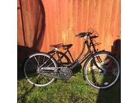 Vintage pashley hybrid bike