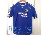 Chelsea FC shirts