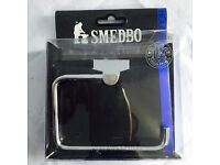 Brand new high spec rust free Smedbo house designer toilet roll holder - RK341, only £20, costs £65