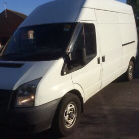 Ford transit lwb. 2012 Euro 5 2.2 RWD BARGAIN CHEAPEST 12plate