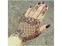 Pro Bridal Henna Artist