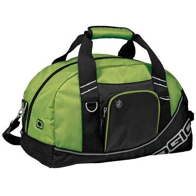a423fda0f7cf NEW OGIO Halfdome Wasabe Gym Locker Duffel Bag Green 711077.211