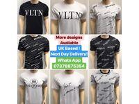Valentino Tshirts Balenciaga T-Shirt Saint Laurent YSL tshirt cheap designer shirts london UK essex