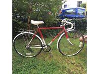 Womens Bike / Vintage Racer / Recently Serviced /