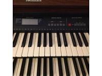 Technics full size electric organ