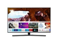Samsung Highly Rated 43 Inch 4K Ultra HD Smart TV With Freesat - Excellent Condition