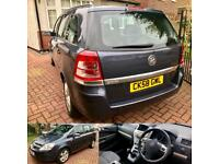 Vauxhall Zafira, 1.6 Petrol, 2008/58, 7 Seater, 2 Keys, Long MOT, Just Serviced, Lovely Car!