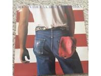 Bruce Springsteen record/album/lp