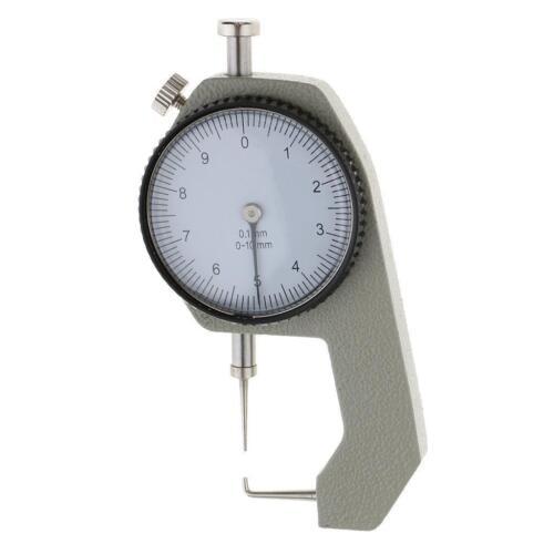 Dental Surgical Endodontic Gauge Dial Thickness Caliper Measuring Instrument