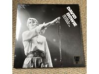 David Bowie - Welcome To The Blackout - New and sealed Record Store Day Triple Vinyl LP