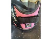 Julius K9 Mini Mini Pink Dog Harness