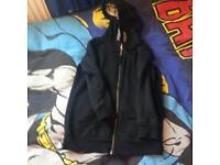 Next boys long length hoodie