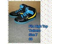 Mixture of children shoes 2
