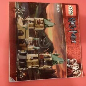 Harry Potter LEGO 4867 **very rare**