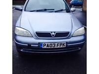 Vauxhall Astra. 60,000