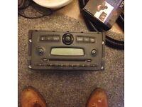 Fair 500 cd and radio