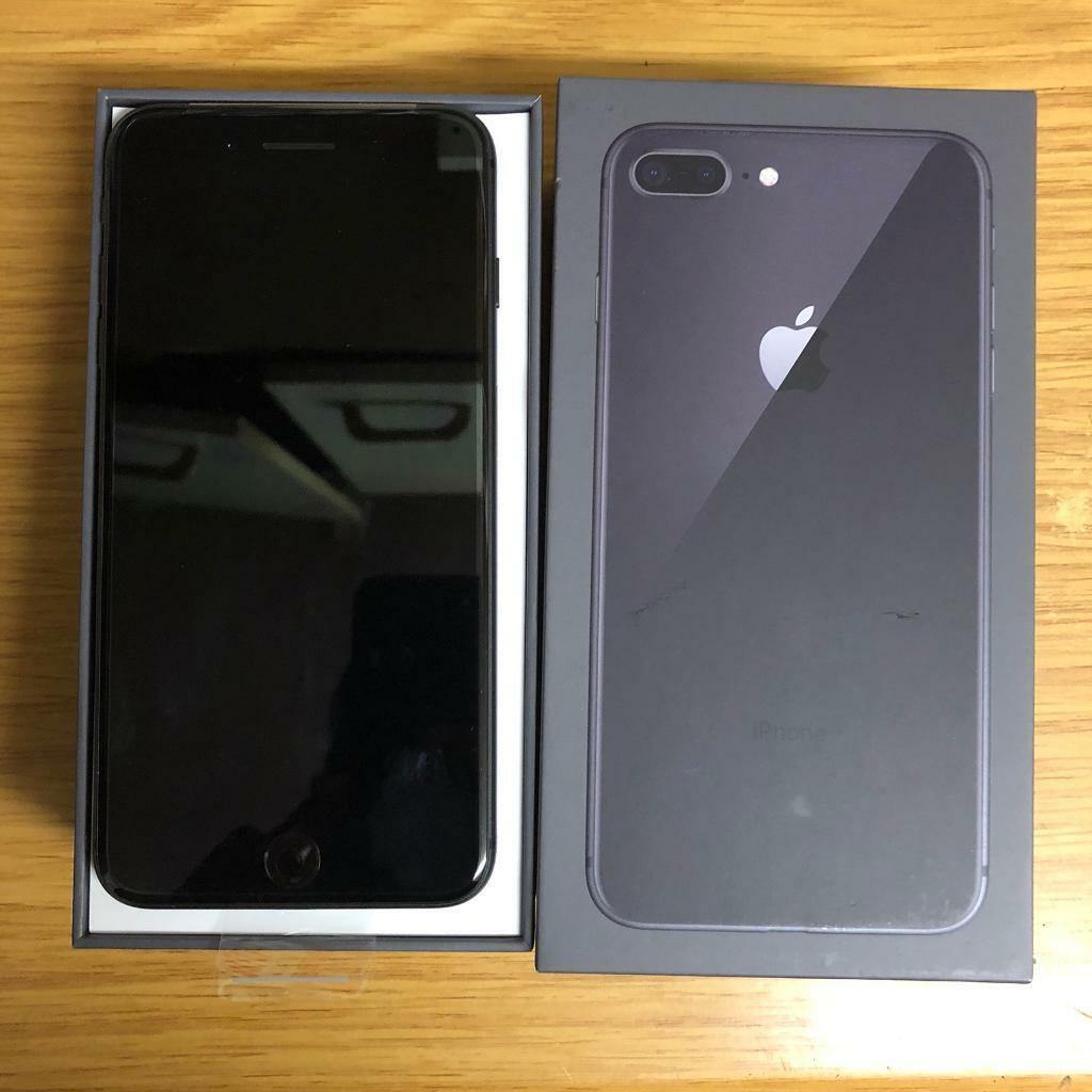 d8470dad300 iPhone 8 Plus space grey 64gb - O2