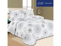 Sonia Moer Premium Duvet Cover Set by Indian Ink - Super King