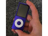 Purple iPod Nano