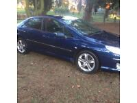 2007 Peugeot 407 2.0 hdi se MOTD to March