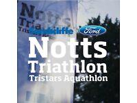 Notts Triathlon Volunteer 17th June