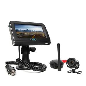NEW Rear View Safety Wireless Backup Camera System with Cigarette Lighter Adaptor