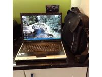 Lap top including bag & all accessories with it good working order.