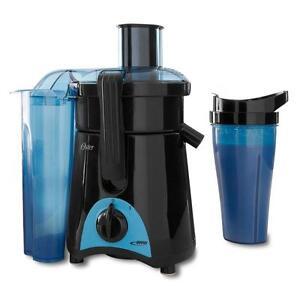 Oster® 400 Watt Juice & Blend 2 Go™ Compact Juice Extractor & Personal Blender